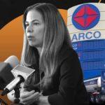 Desde el poder, Alejandra de la Vega va por el mercado gasolinero